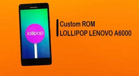 Custom Room Lenovo A6000